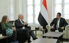 المبعوث الأمريكي إلى اليمن: على الحوثيين وقف الهجمات على جميع الجبهات