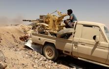 التحالف العربي يستهدف تجمعات الحوثيين في مأرب