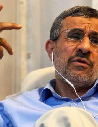 """في فضيحة مدوية.. """"أحمدي نجاد"""": أعلى مسؤول عن مكافحة التجسس في إيران كان جاسوسا لإسرائيل!"""