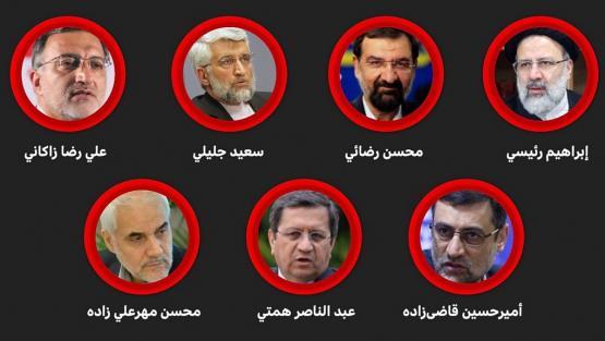 """""""عبد الناصرهمتي"""" لـ""""إبراهيم رئيسي"""": وصولك لرئاسة إيران يعني فرض عقوبات جديدة"""