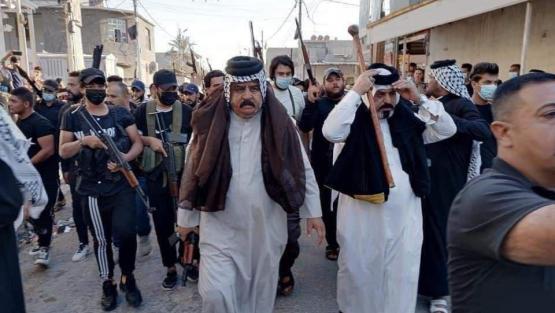 اقتتال عشيرتين يخلف قتلى وجرحى شرق بغداد وناشطون يتساءلون: أين الدولة