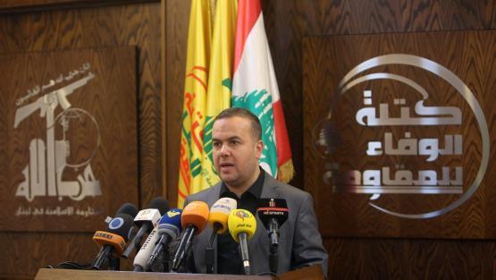 """""""حـزب الله"""" يهدد ويتوعد بعد أحداث الخميس في بيروت"""