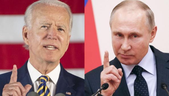 """""""فورين بوليسي"""": """"بايدن"""" سيضغط شخصيا على """"بوتين"""" بشأن سوريا"""