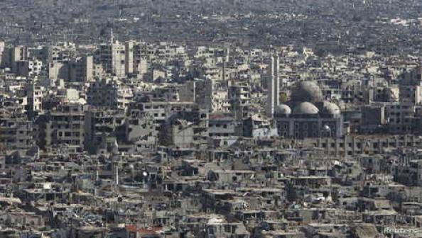 إيران تتوسع بشراء العقارات في سوريا