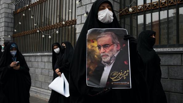 """تفاصيل تكشفها لأول مرة """"نيويورك تايمز"""" عن عملية اغتيال العالم الإيراني """"محسن فخري زاده"""""""