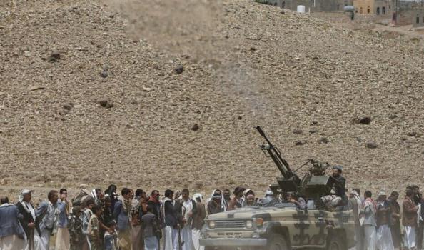 الجيش اليمني: قـتـلى وخسائر للحوثيين بقصف لطيران التحالف على مأرب