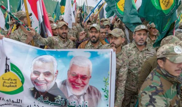 """ميليشيات عراقية تابعة لإيران تريد رأس ضابط مقرب من """"الكاظمي"""""""