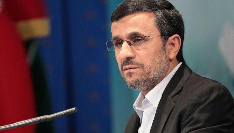 الرئيس الإيراني السابق والمرشح للانتخابات الرئاسية في إيران محمود أحمدي نجاد يوجه انتقادات لاذعة لمنصب ولاية الفقيه