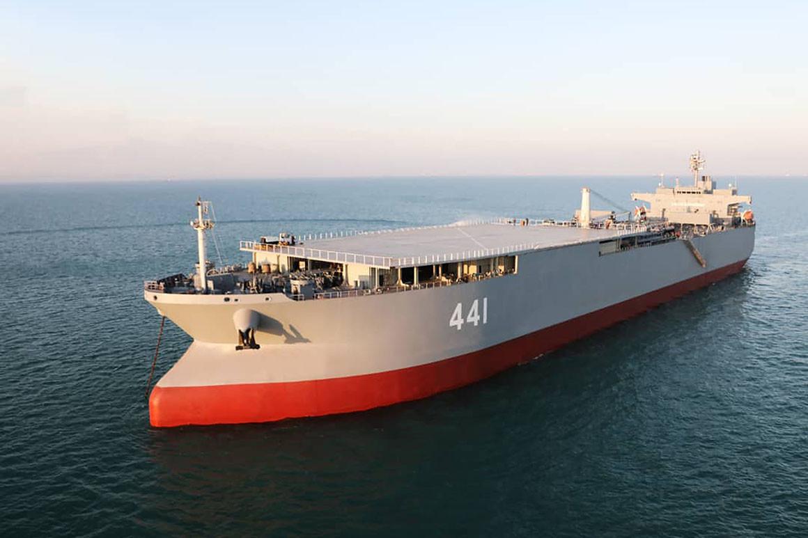 أمريكا تراقب سفينتين إيرانيتين في طريقهما إلى فنزويلا