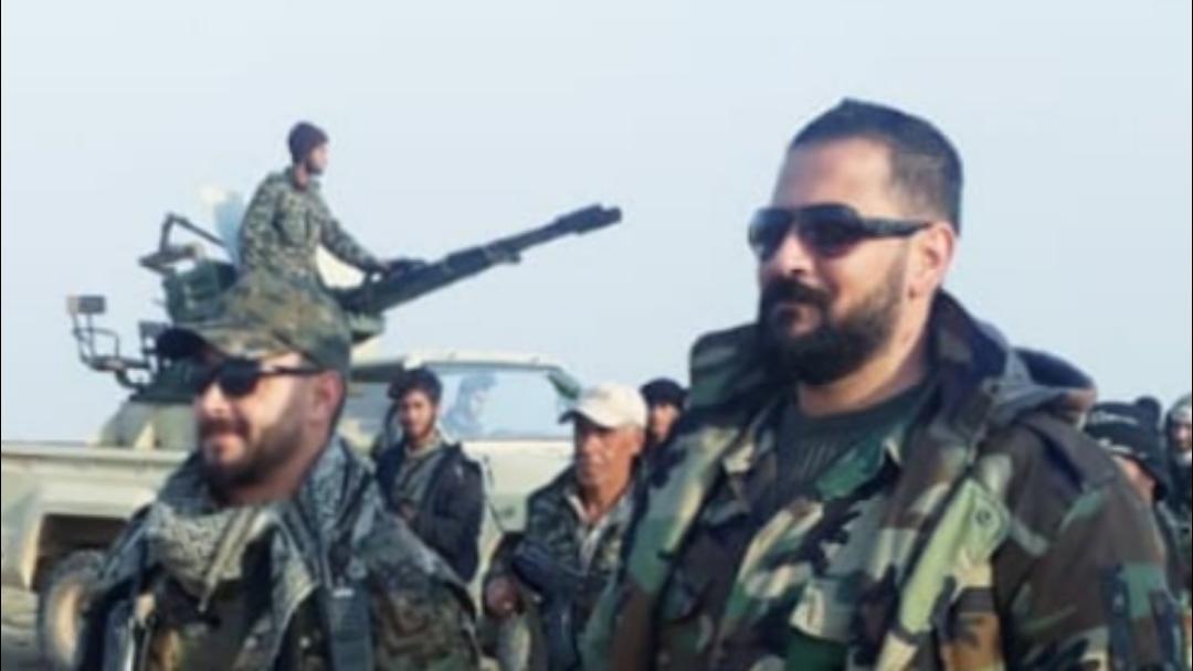 """""""الحاج مهدي"""" أوصى بمنح الجنسية الإيرانية لقياديين بميليشيات تابعة لإيران في الميادين"""