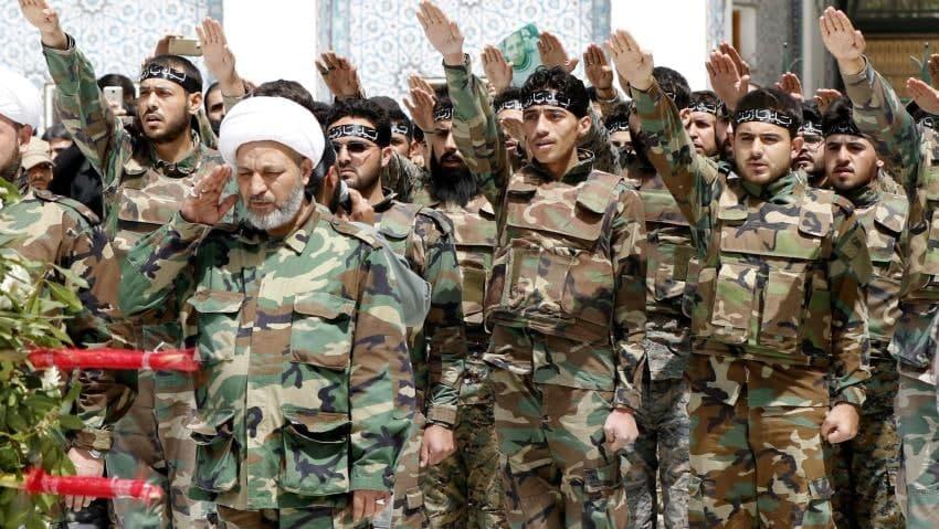 الهجوم استهدف ميليشيات إحداها مدعومة من إيران والأخرى من روسيا، في بادية خناصر ورسم النقل جنوبي حلب