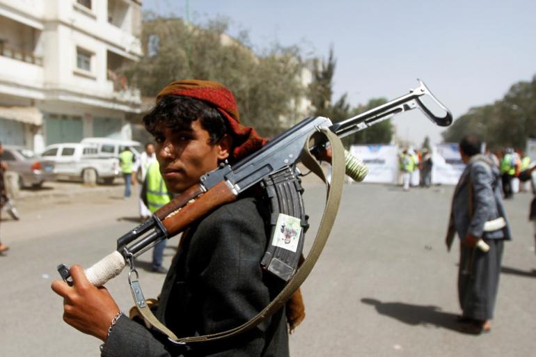 التحالف العربي أعلن عن اعتراض وتدمير طائرة مسيرة مفخخة أطلقها الحوثيون باتجاه خميس مشيط