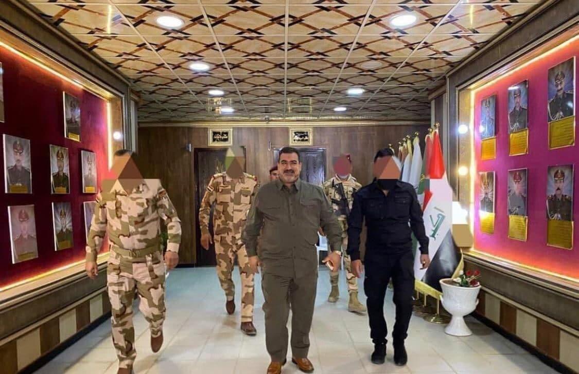 أثار إطلاق سراح القيادي قاسم مصلح غضب ناشطين عراقيين