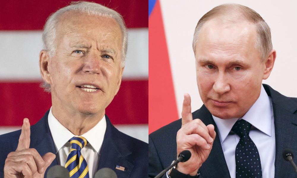 يعتزم الرئيس الأمريكي جو بايدن الضغط شخصيا على الرئيس الروسي فلاديمير بوتين، لتوسيع دائرة توزيع المساعدات في سوريا