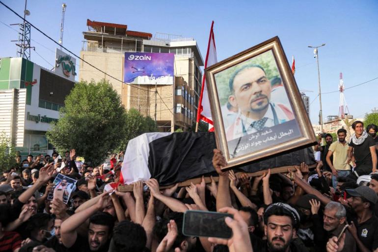 """سقيق الناشط إيهاب الوزني """"هناك ضغوطات سياسية مورست دون أدنى شك على القضاء"""""""