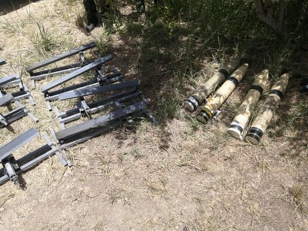 خلية الإعلام الأمني أعلنت عن إحباط هجوم صاروخي على قاعدة بلد الجوية