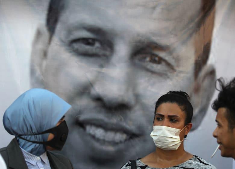 رئيس الوزراء العراقي مصطفى الكاظمي قال إن السلطات العراقية ألقت القبض على من قتلوا الباحث هشام الهاشمي