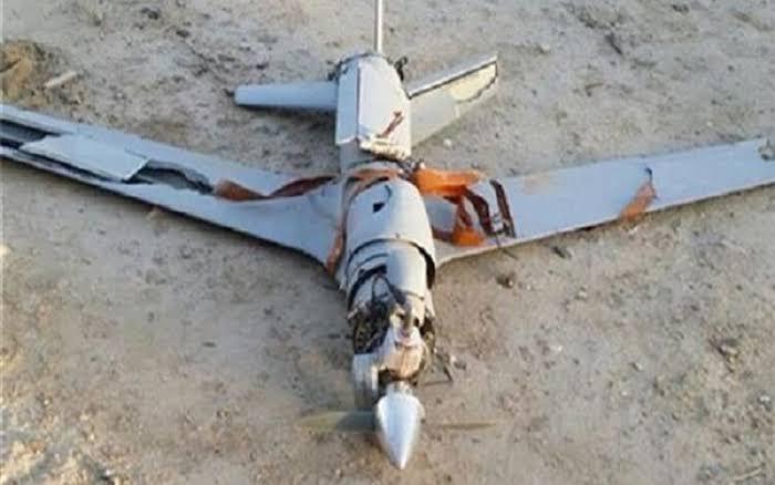 التحالف العربي أعلن عن اعتراض وتدمير طائرة مسيرة مفخخة أطلقتها ميليشيا الحوثي نحو المنطقة الجنوبية