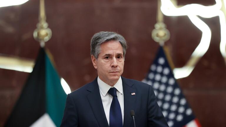 وزير الخارجية الأمريكي أنتوني بلينكن قال إن المفاوضات لإنقاذ الاتفاق النووي الإيراني لا يمكن أن تستمر إلى ما لا نهاية