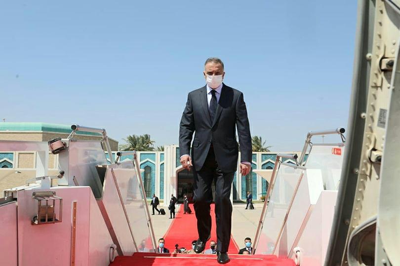 رئيس الحكومة العراقية مصطفى الكاظمي سيزور العاصمة الإيرانية طهران يوم غد الأحد، في زيارة رسمية تستغرق يوما واحدا