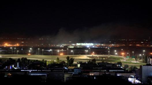 تعرض المطار في أربيل، عاصمة إقليم كردستان العراق، لهجمات متكررة خلال الأشهر الماضية