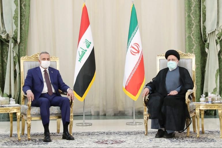 أعلن الرئيس الإيراني إبراهيم رئيسي عن التوصل إلى اتفاق على إلغاء التأشيرة بين العراق وإيران