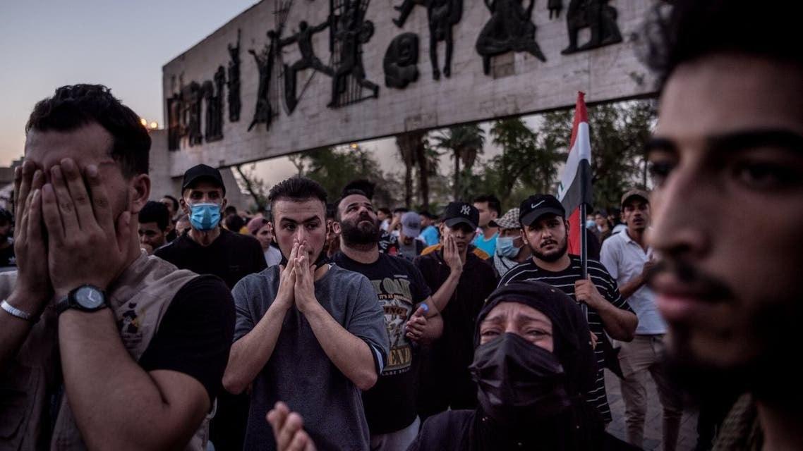 تهاجم الميليشيات الإيرانية الأعداء بما في ذلك الميليشيات المتنافسة والمواقع العسكرية الأمريكية والمتظاهرين المناهضين للحكومة