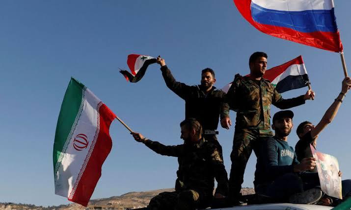 اللقاء عقد، أمس الأربعاء، وبحث الوضع الحالي في سوريا وما حولها