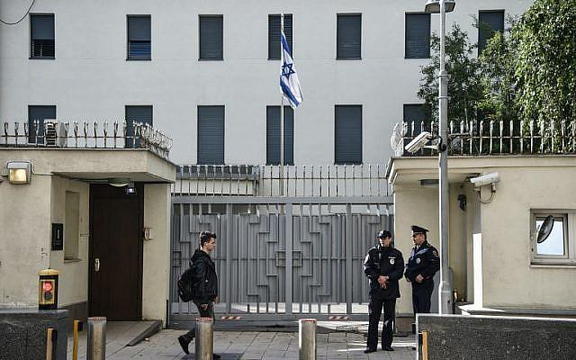 طُلب من الدبلوماسيين الإسرائيليين في جميع أنحاء العالم أن يظلوا في حالة تأهب قصوى
