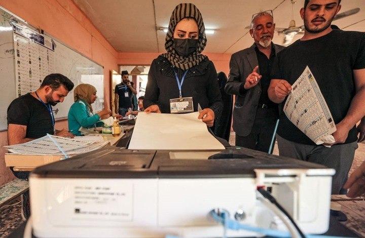 """أفرزت الانتخابات حصول تحالف """"الفتح""""، الذي يعدّ الجناح السياسي لفصائل الحشد الشعبي، على 14 مقعدا فقط"""