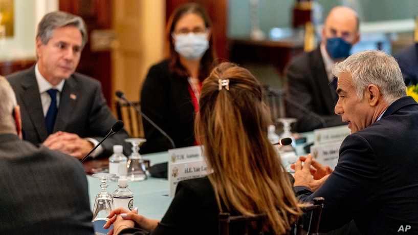 بلينكن قال إن الولايات المتحدة مستعدة للتوجه إلى خيارات أخرى إذا لم تغير إيران مسارها